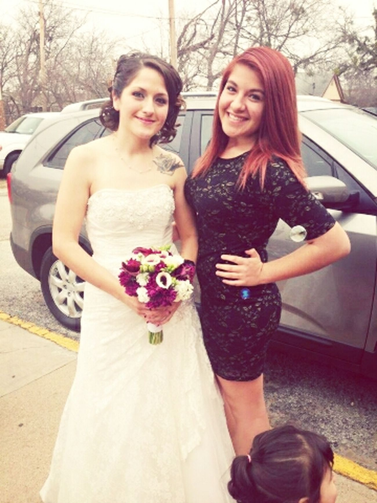 She Looked Amazinggg! <3