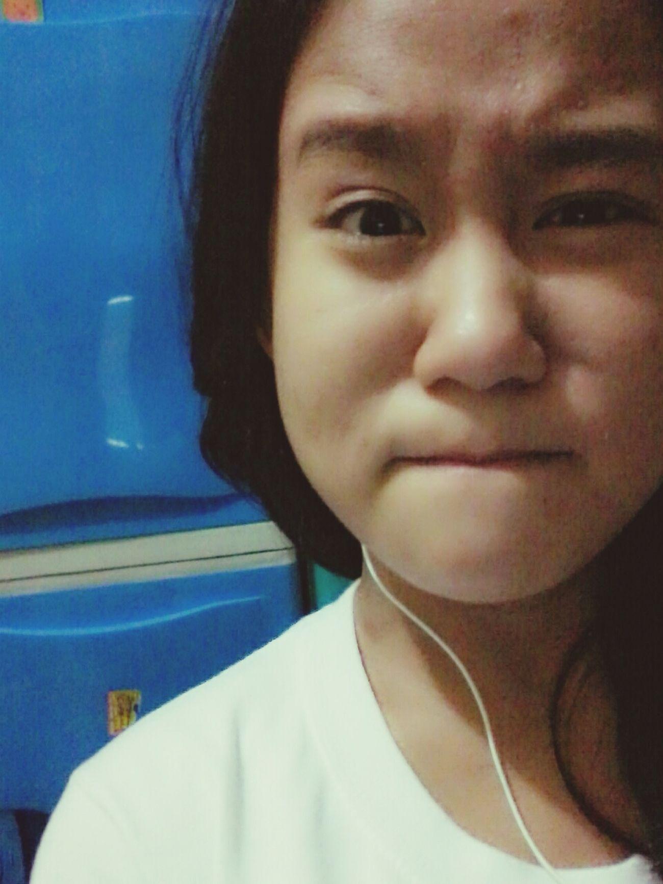 Weirdo Happy Kiddo :)  Selfie Me Myself And I