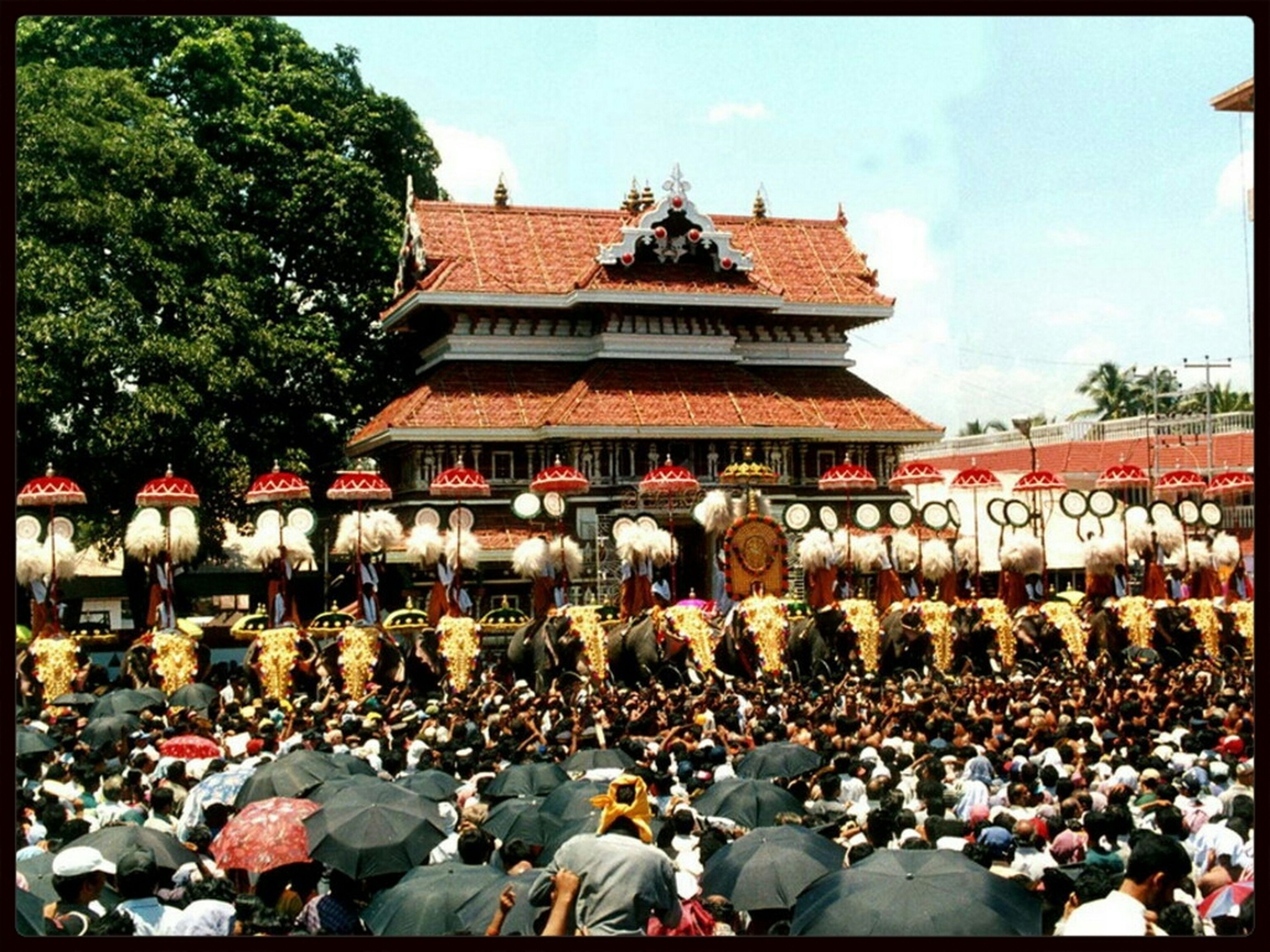 Discover Your City Thrissur Pooram! Kerala India Festival
