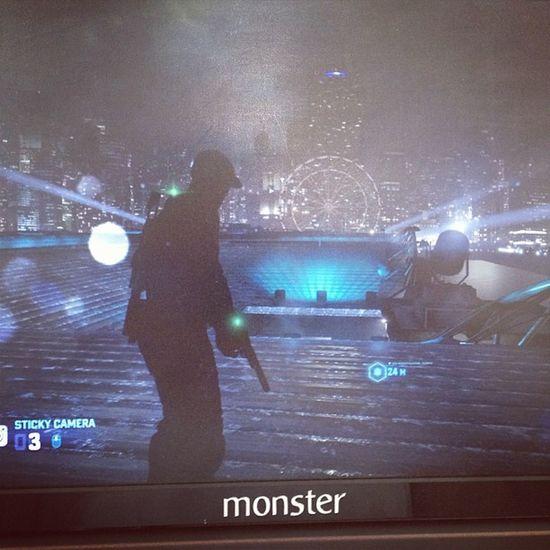 Splinter cell Blacklist Nowplaying PC Game TPS Splinter Cell Blacklist Gamer Monster