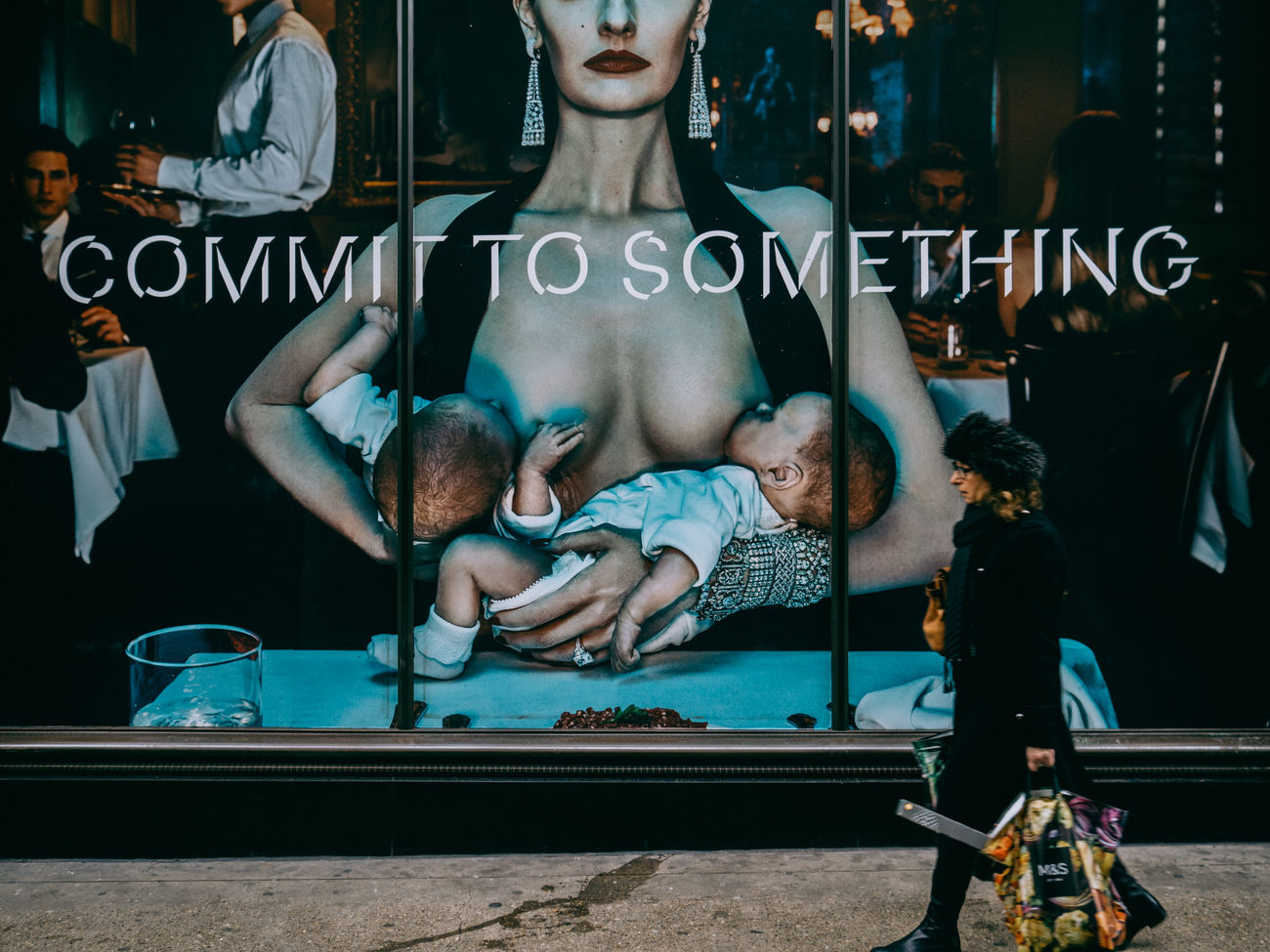 Just in case if someone lucks motivation in the New Year. Streetphotography Colors London Lifestyle London Maxgor Street Rawstreets People Olympus Pen-f City Life Prime Lens Olympuspenef Maxgor.com Street Photography Candid Photo 35mm Lifestyles Streetphotography Knightsbridge Kensington