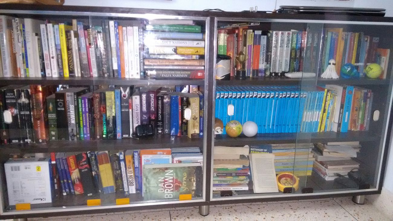 My bookshelf! Books ♥ Bookworm Booklover Booknerd