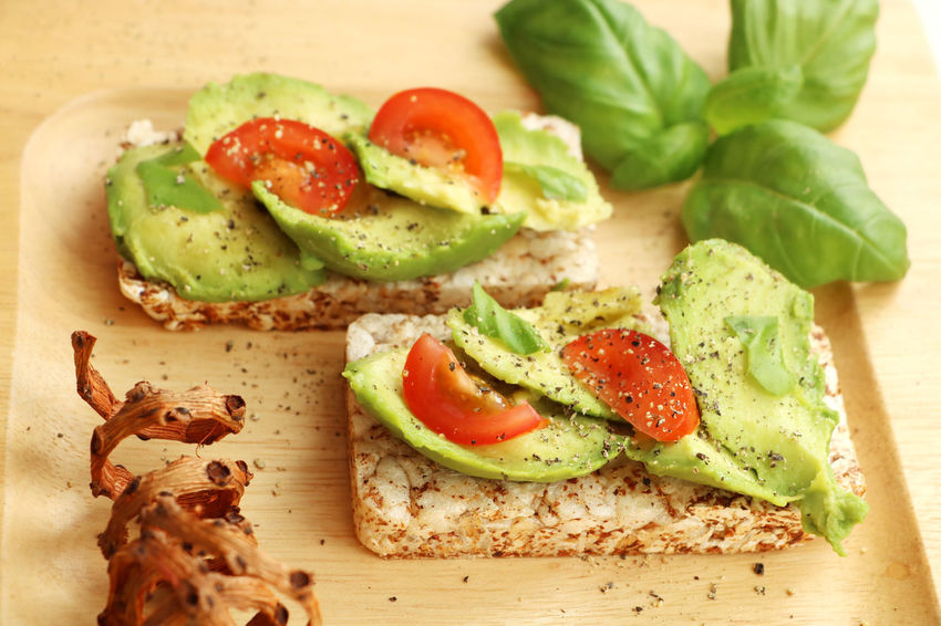 Avacado Basil Basilica Bread Breakfast Close-up Composition Dinner Food Food And Drink Foodphotography Freshness Green Healthy Healthy Eating Healthy Food Healthy Lifestyle Indoors  No People Ready-to-eat Sandwiches SLICE Tomato