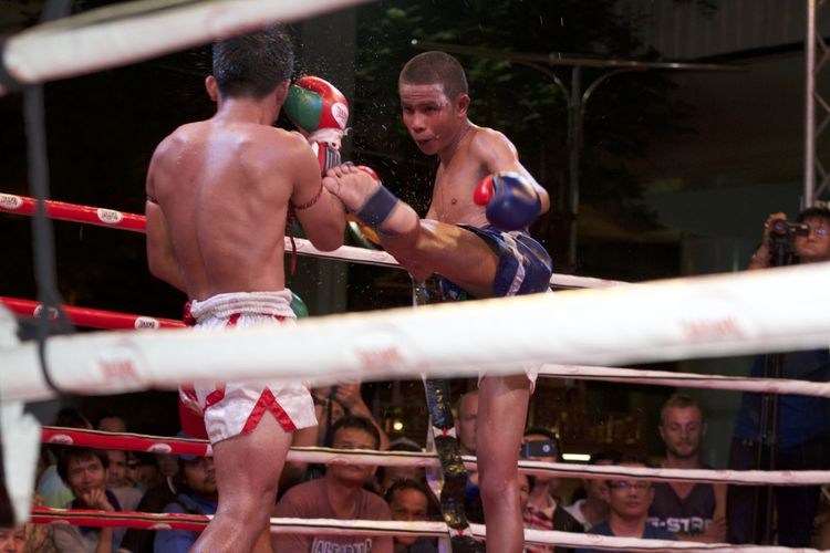 Bangkok Contest Enjoying Life Fighters Spirit Photography Sports Photography Thai Boxers Thailand Young Fighters