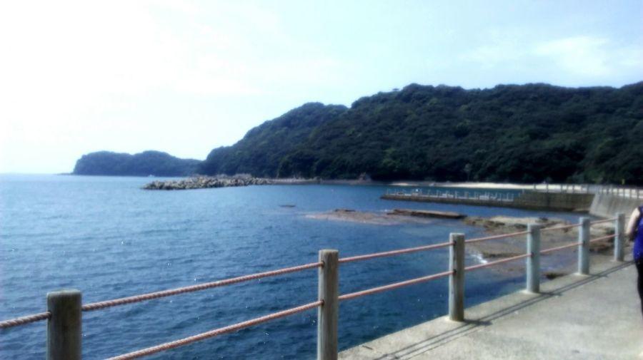 大島、大釜海水浴場 Sea First Eyeem Photo