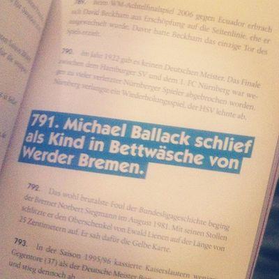 So so Herr Ballack. //cc werderbremen