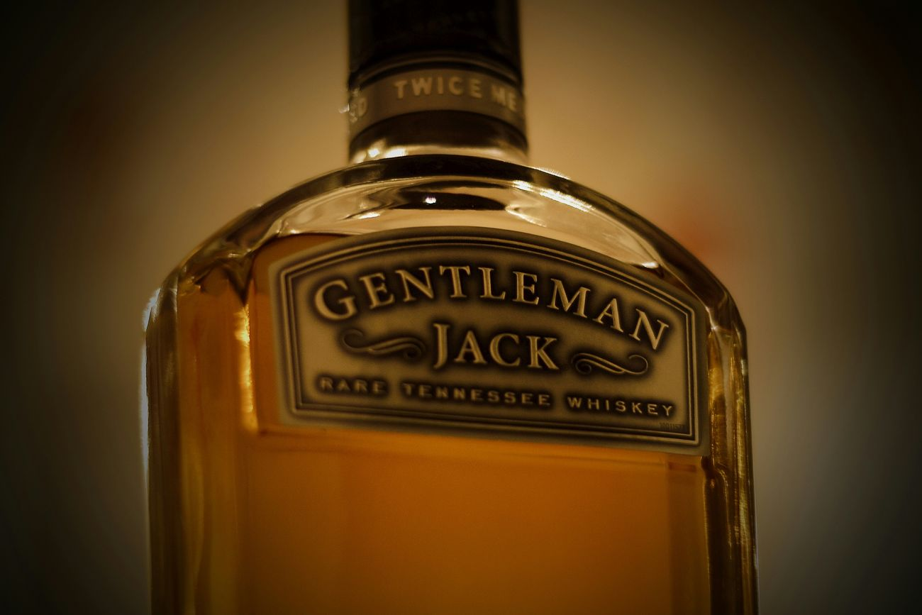 A little Christmas treat, Taking Photos Relaxing Taking Photos EyeEm Best Shots Closeup Whiskey Jackdaniels Gentlemanjack