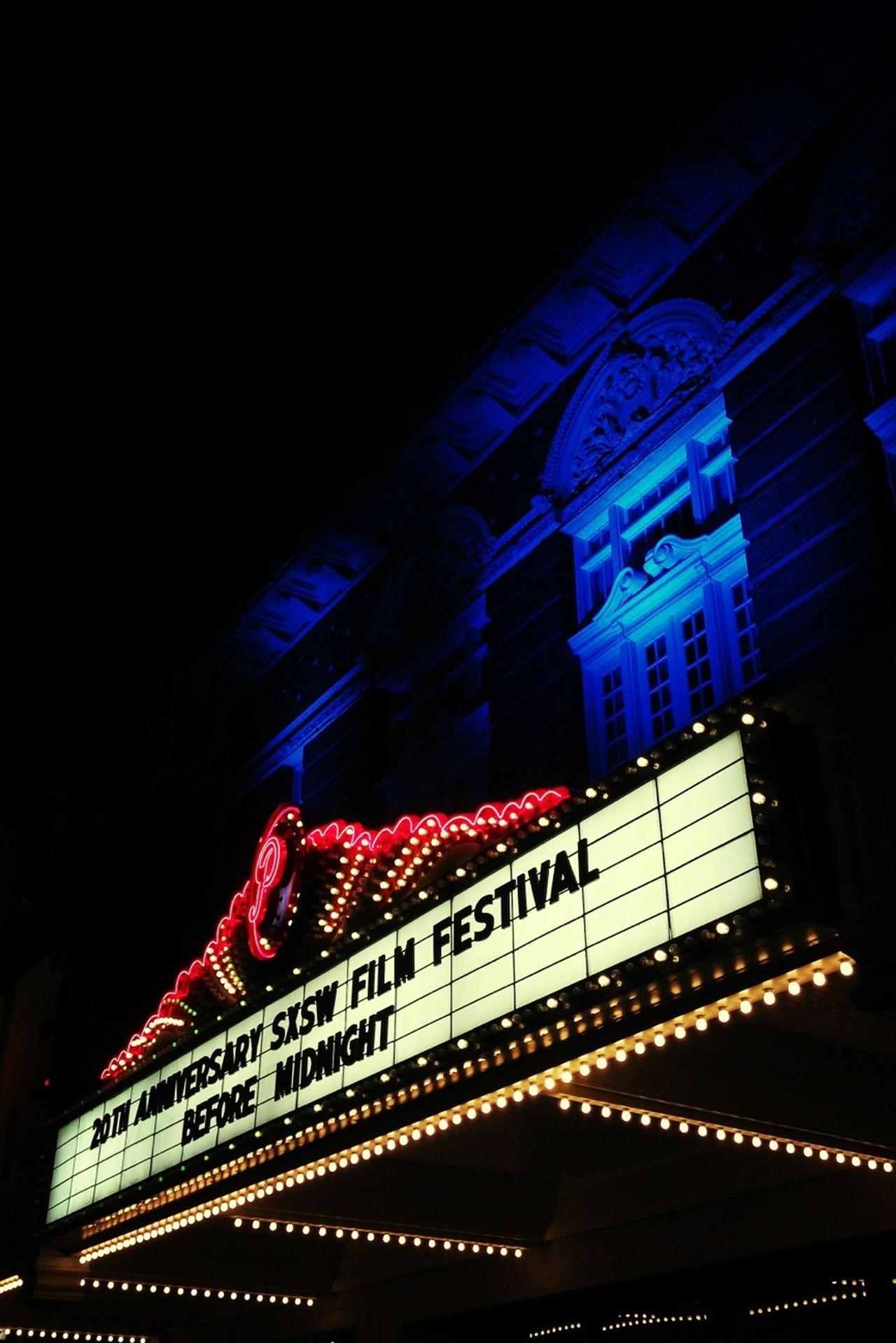 Theater Sneak Preview SXSWfilm