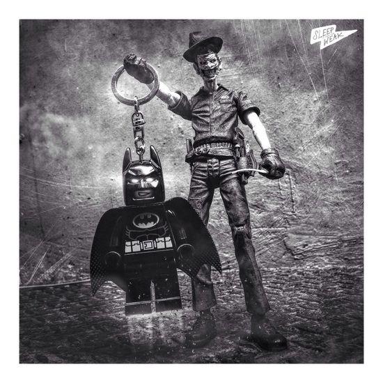B for Batsy! Joker Batman LEGO Lego Minifigures Legophotography Toy Photography Blackandwhite Blackandwhite Photography Photography