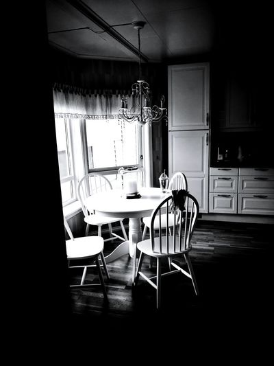 Home Is Where The Art Is Kitchen Ghost Blackandwhite Black & White Eyem Black And White HuaweiP9 Huawei P9 Leica