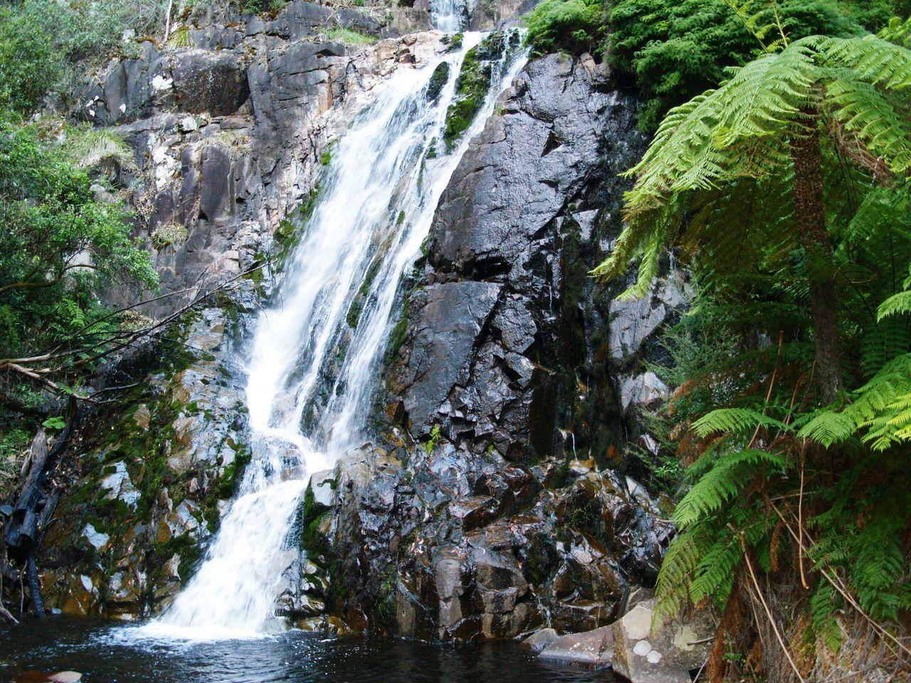 Waterfall Beauty In Nature Motion Splashing Water Day Outdoors Rocks Rocks And Water Landscape Waterfalls💦 Australian Bush Outside Photography Nature