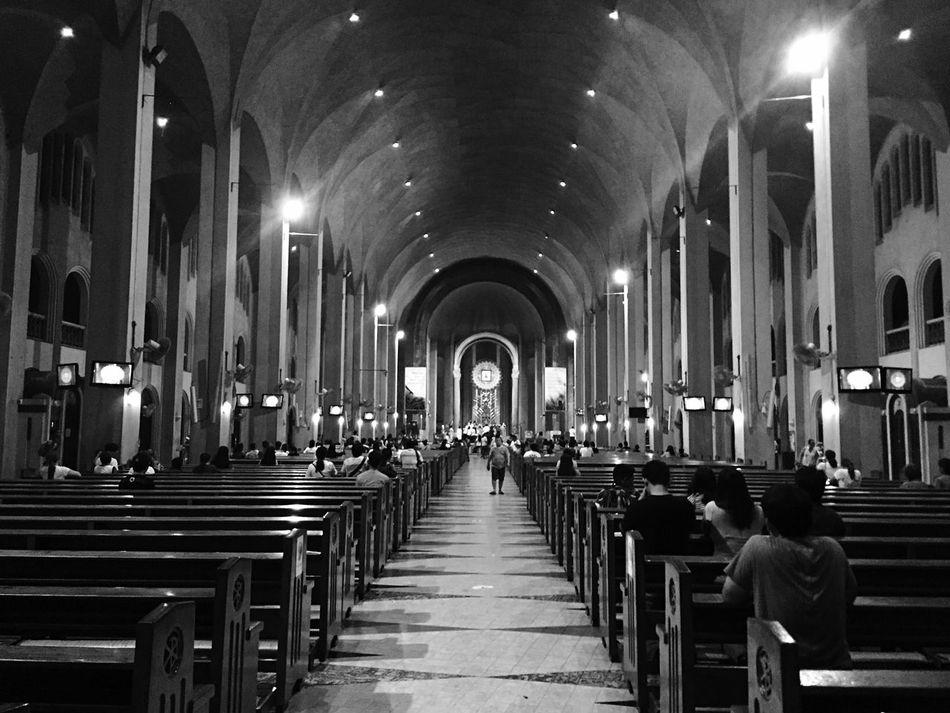 Church Baclaran Blessed  Holyplace Pray ToGodBeTheGlory Philippines Manila