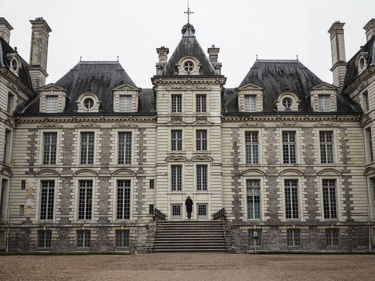 Architecture Castle Castle Garden Castles Cheve City Day Explore ExploreEverything France France Photos France 🇫🇷 France🇫🇷 Haddock Herge Landscape Loire Loire Valley Morning Outdoors POV Sky Tintin View Views