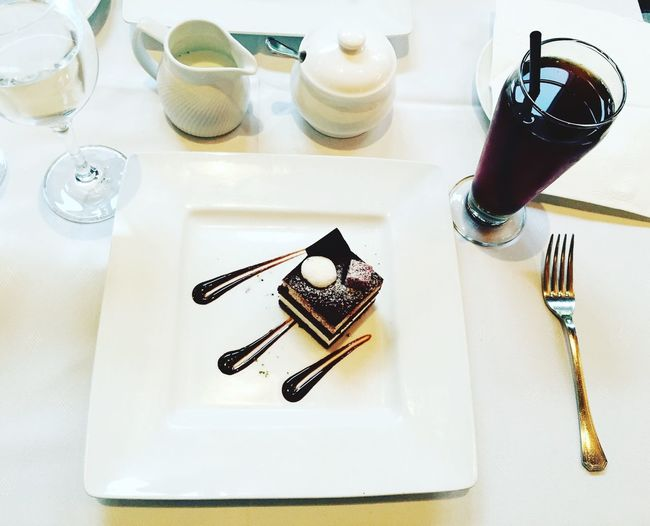 Lunch Date With My Dear Friend What A Beautiful Day Coner Tainan, Taiwan Hope one day I can realize my dream. 🌞👭🍰🍴