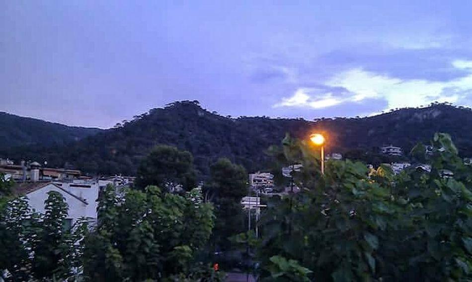 Taking Photos Good Morning Light Mountain Relaxing He Visto La Luz natura