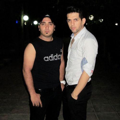 Me & Mahan zed akhare jashn :)