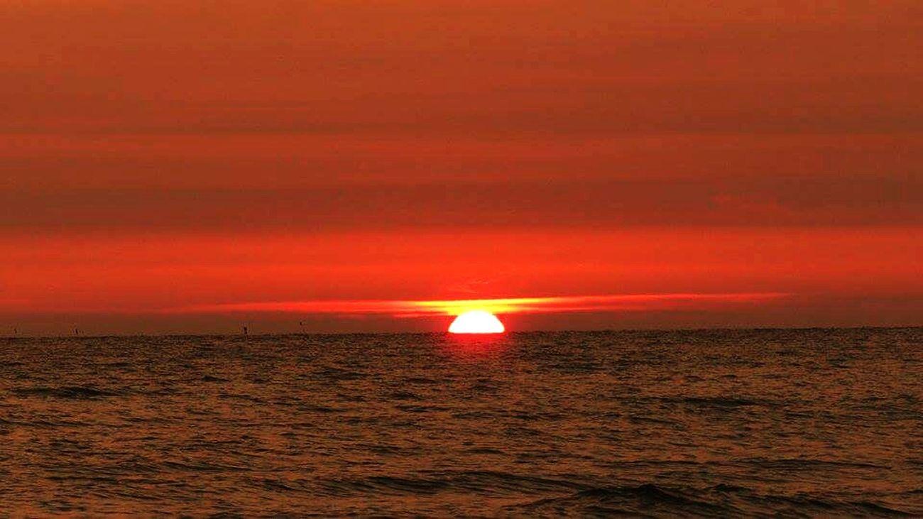 Bad Mood Sunset Depressionisgonnakillme Iwanttobelieve Seascape Travel