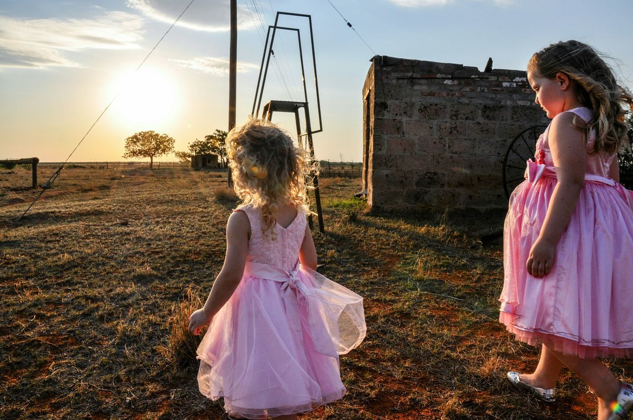 Beautiful stock photos of afrika, 2-3 Years, 6-7 Years, Beauty In Nature, Childhood