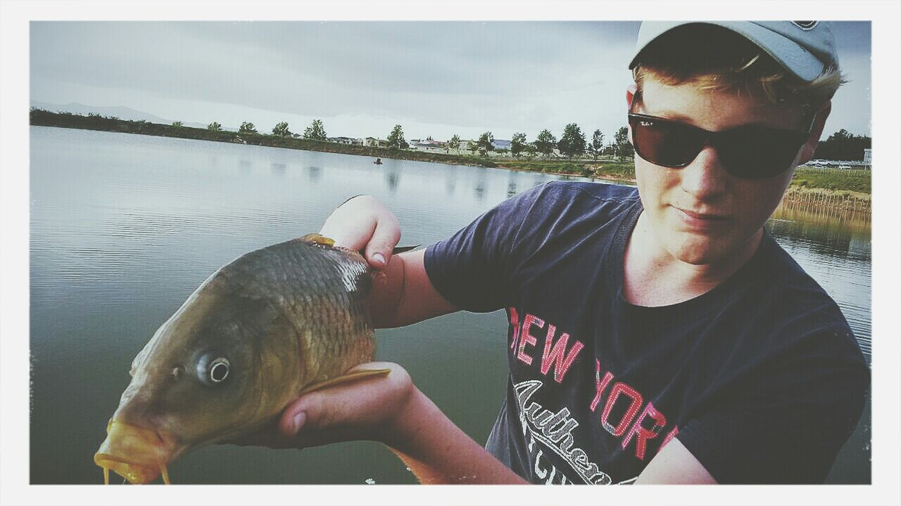 Fly Fishing for Carp is not to bad??? Fishing GoodTimes South Africa First Eyeem Photo