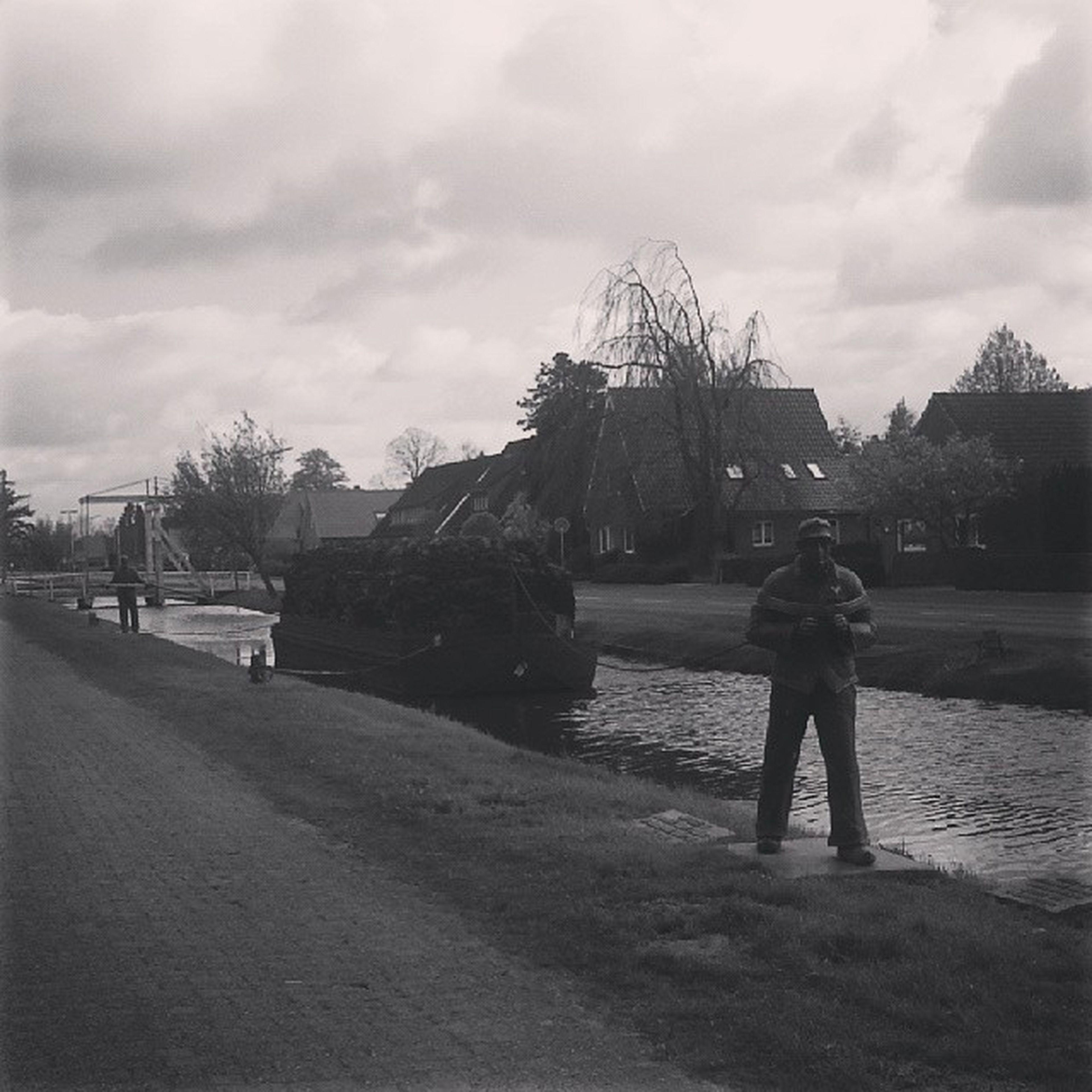 Torftransport Papenburg