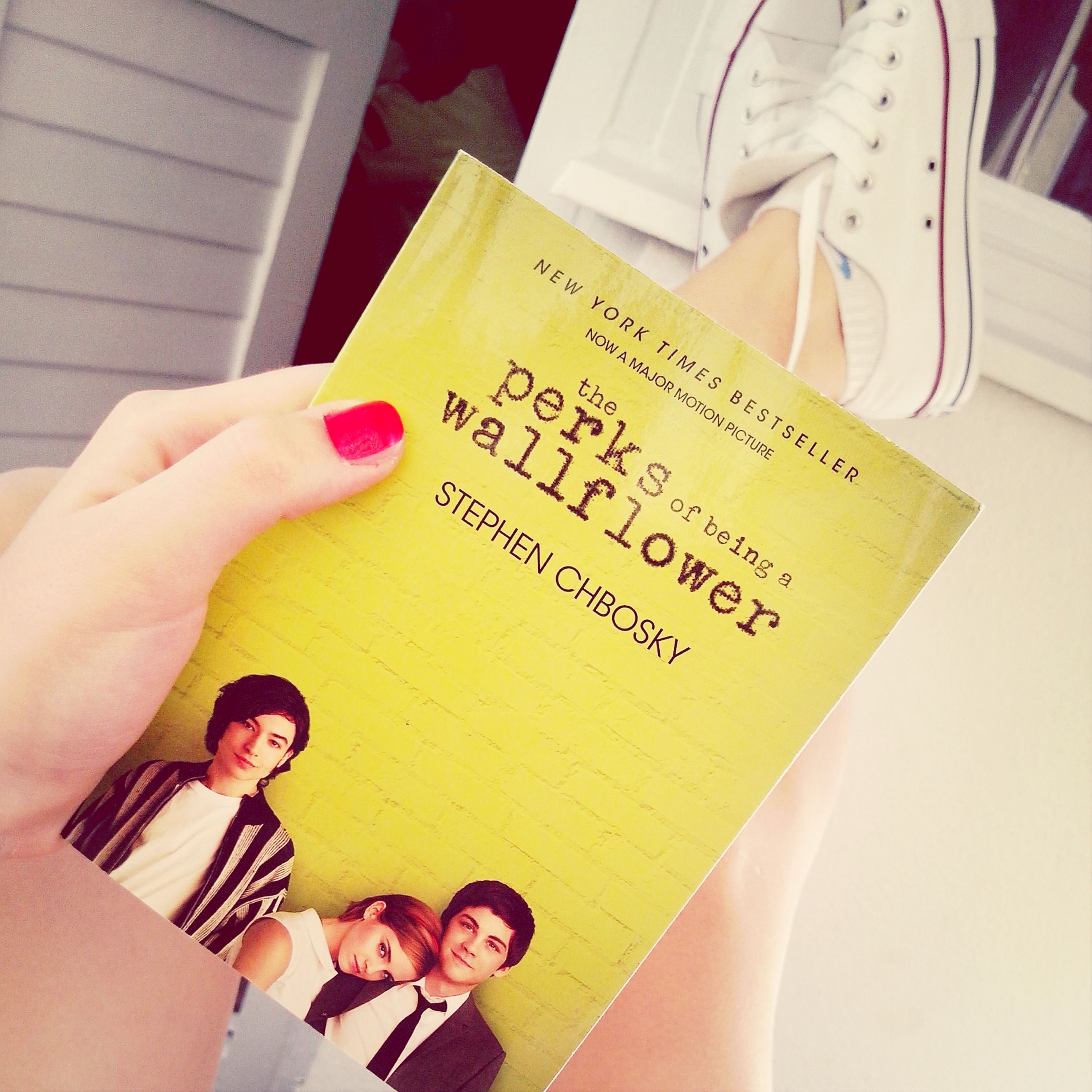 Enjoying The Book Happiness The Best Homesweethome :))