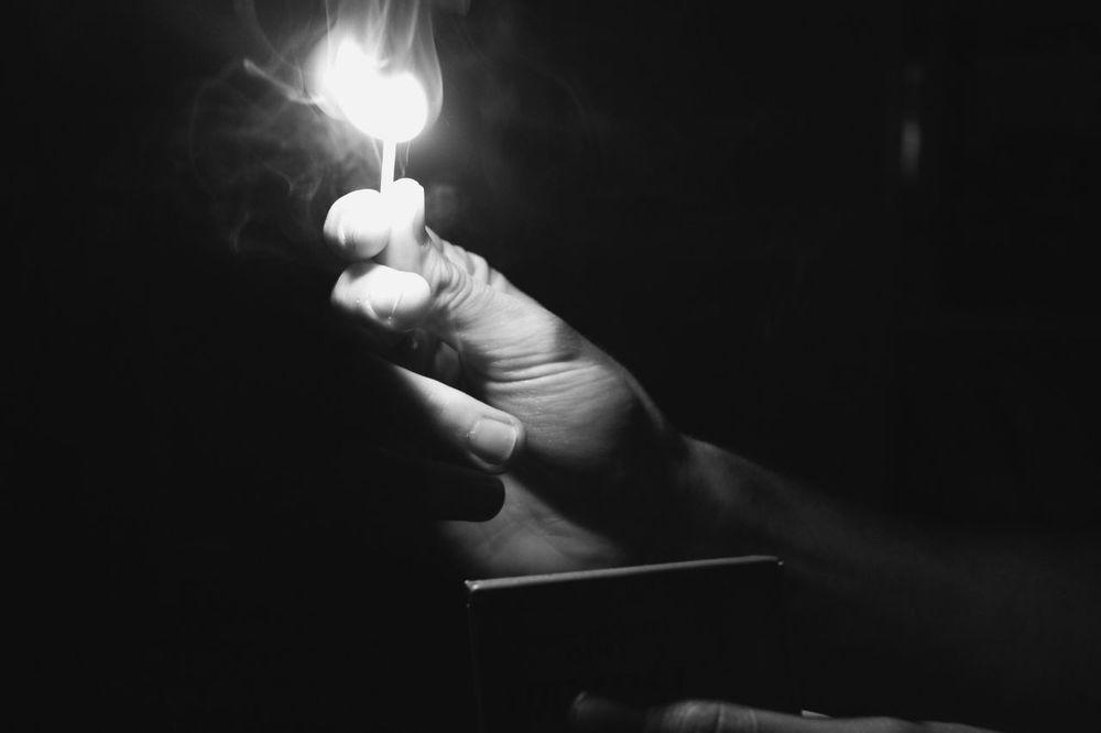 Blackandwhite Blackandwhite Photography Light Retro Match Ligthers