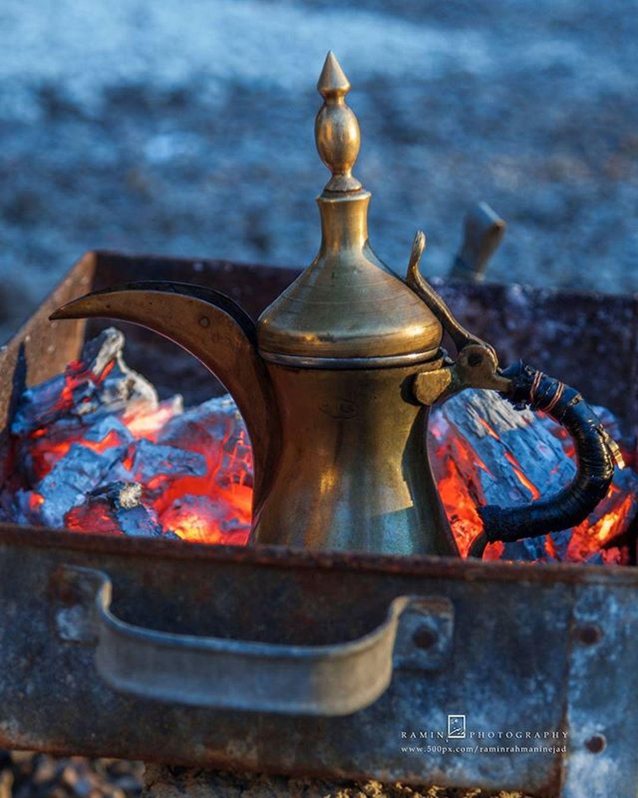قهوه  عربی - جزیره مینو - خرمشهر - خوزستان - ایران Arabian Coffee - Minoo Island - Khotamshahr - Khuzestan - Iran Photo : Ramin Rahmani Nejad