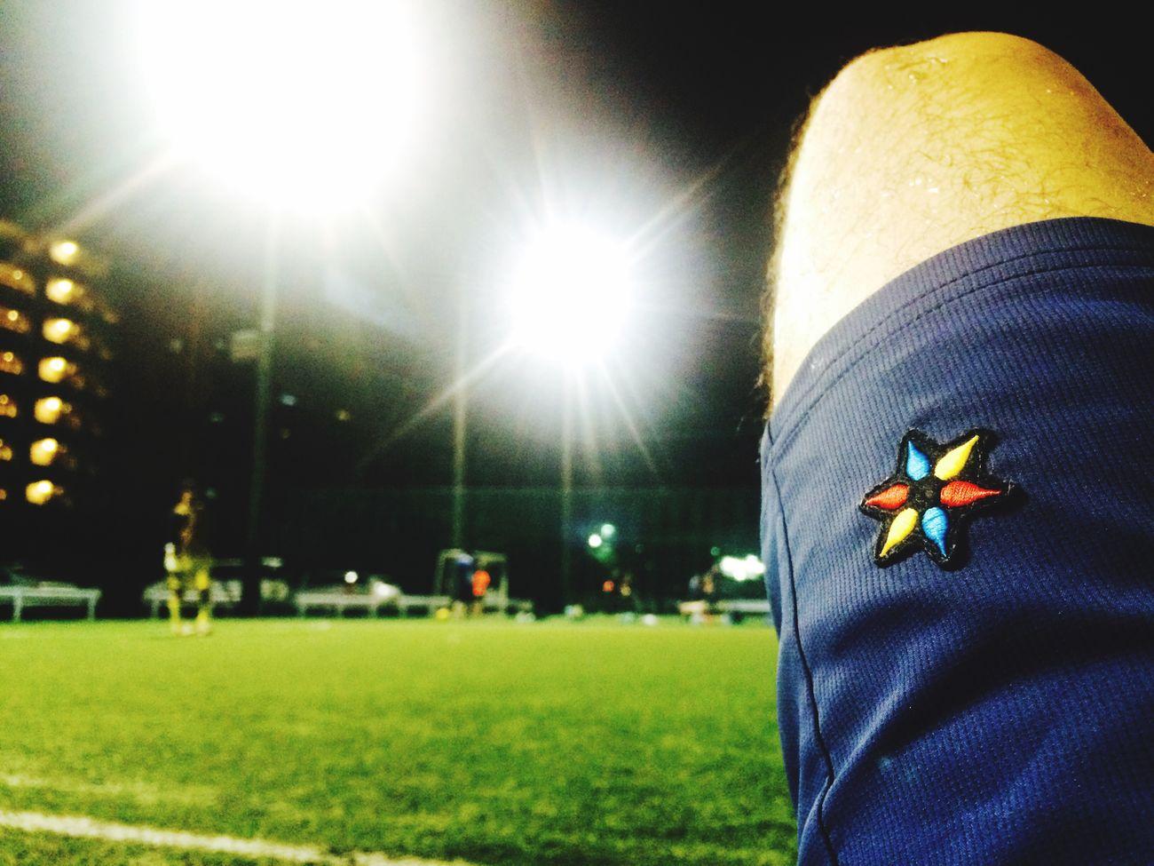 金曜の夜はお決まりの⚽️ Futsal Team 仲間