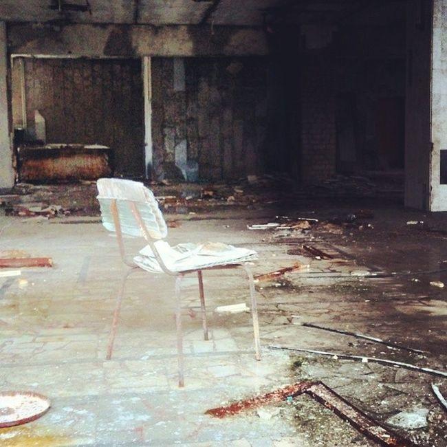 Welcome home Pripyat Chernobyl припять дк_энергетик чернобыль