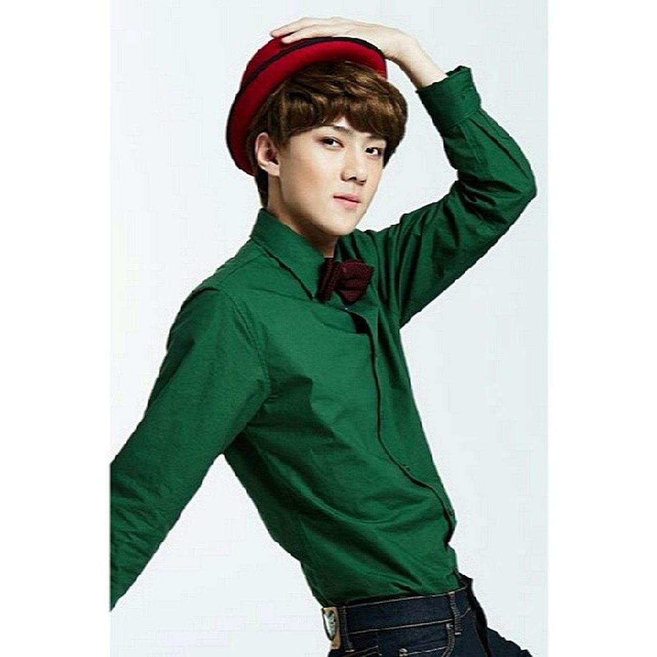 Miracles In December - SEHUN Sehun EXO Exok