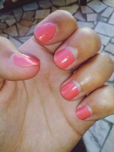 My nails, love it