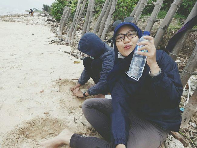 Madura Pantai Istirahat Sejenak Kacamata Biru Laut Indonesia