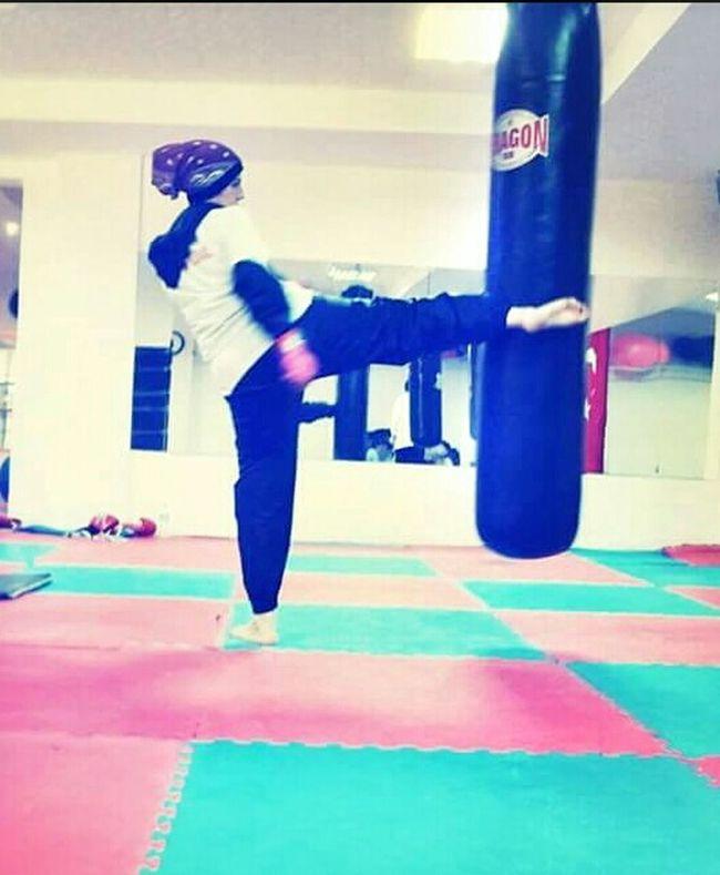 Kick Boks Muay Thai 💪👊 I Love To Fight ❤👊👊👊