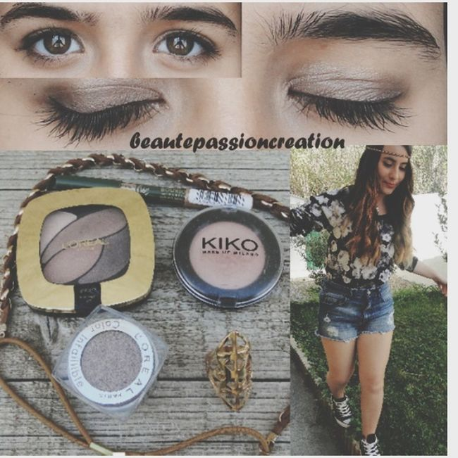 Make up + tenue Beautepassioncreation