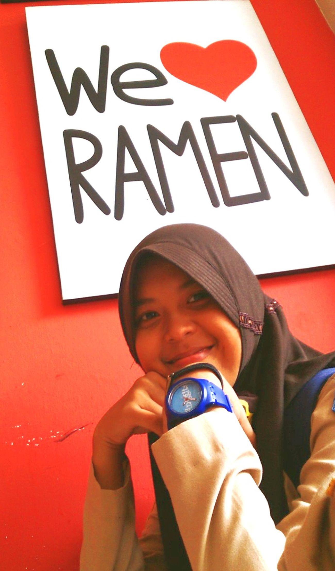 Anggita Noodles Ramen . :D First Eyeem Photo