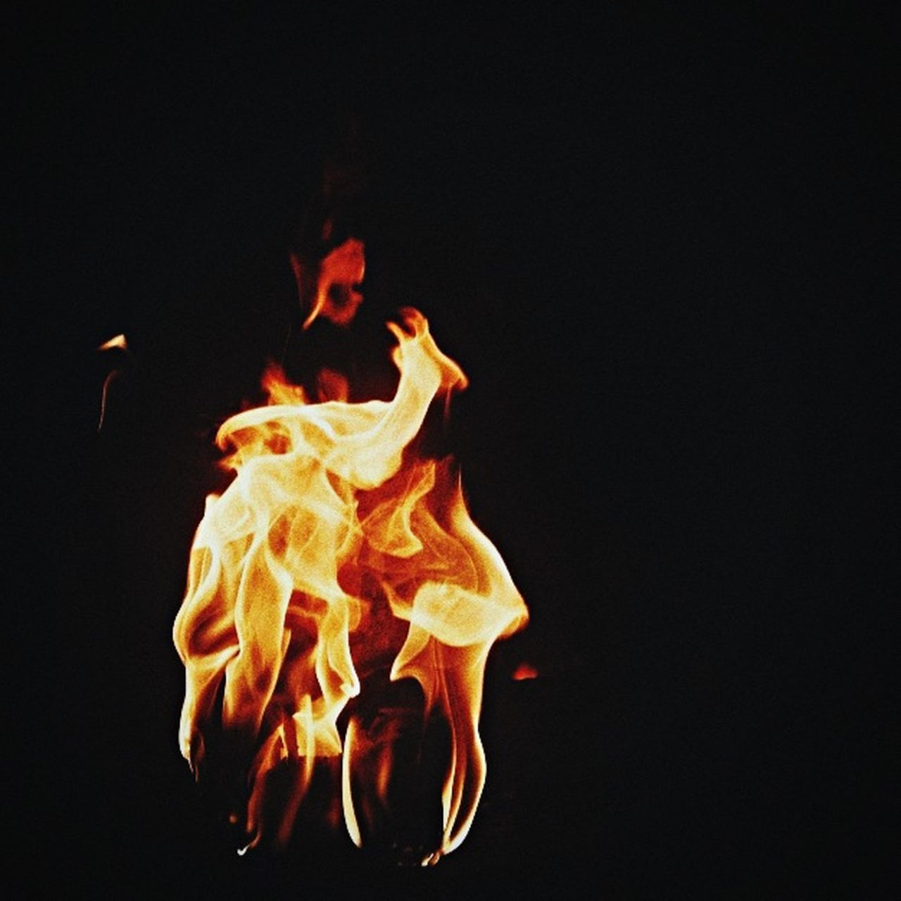 """""""Have a heart burning fire Spread love all through the night And feel love every time Cause music makes me feel alive!"""" ?♥️? Love Alight Crystal Fighters"""