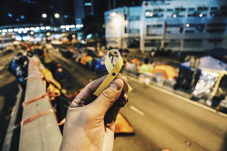 Beautiful stock photos of hong kong, Bow, Close-Up, Focus On Foreground, Holding