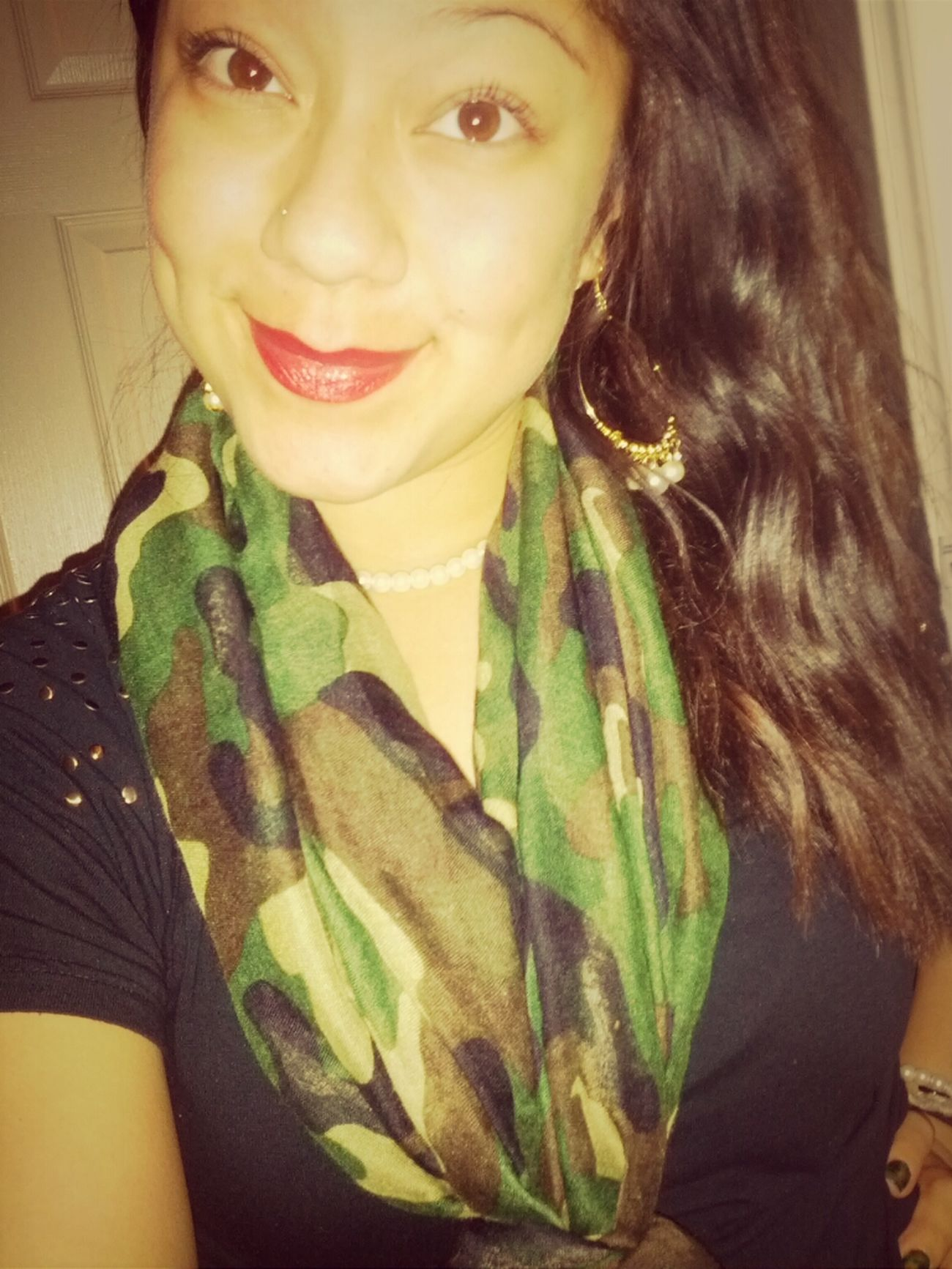 New Scarf:)