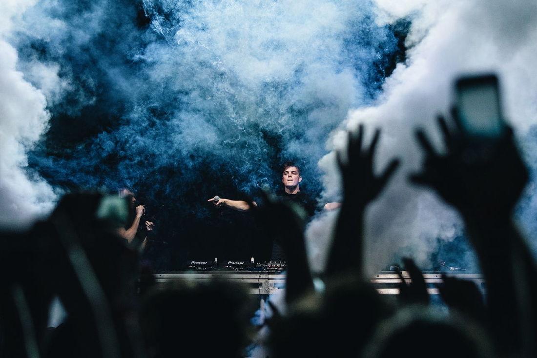Music Brings Us Together Martin Garrix at Billboard Hot 100 Music Festival 2016