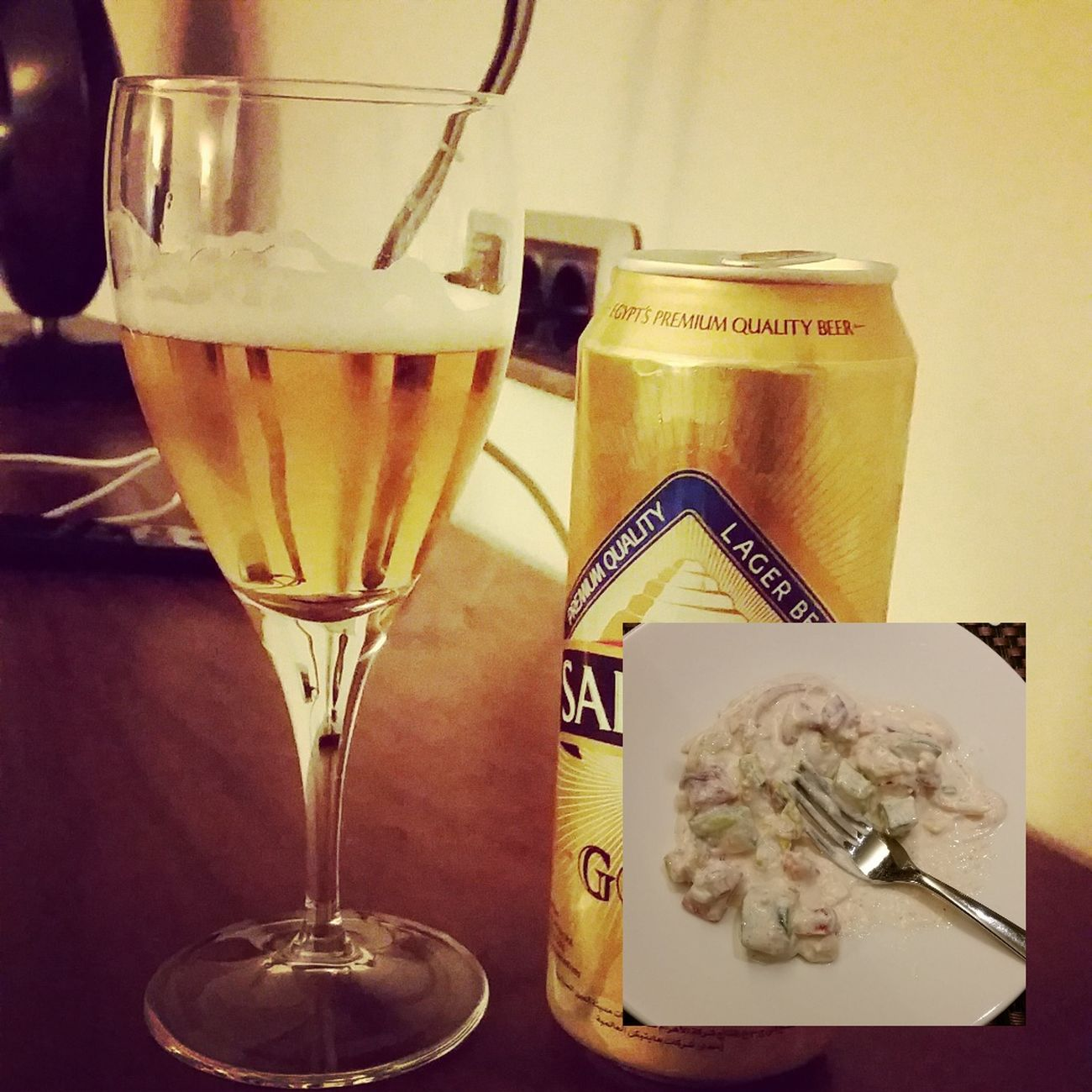 4% alcohol not bad! Haha