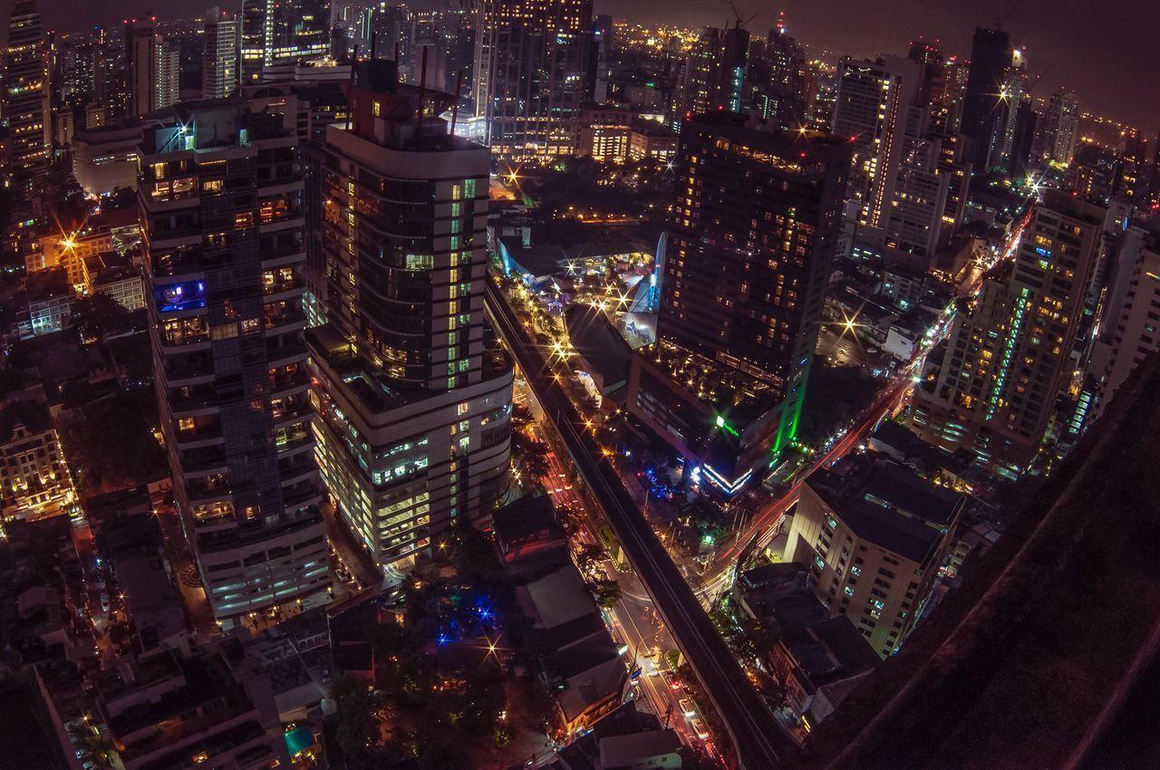 City Bangkok Thailand Bangkok Thailand. ASIA Nightphotography
