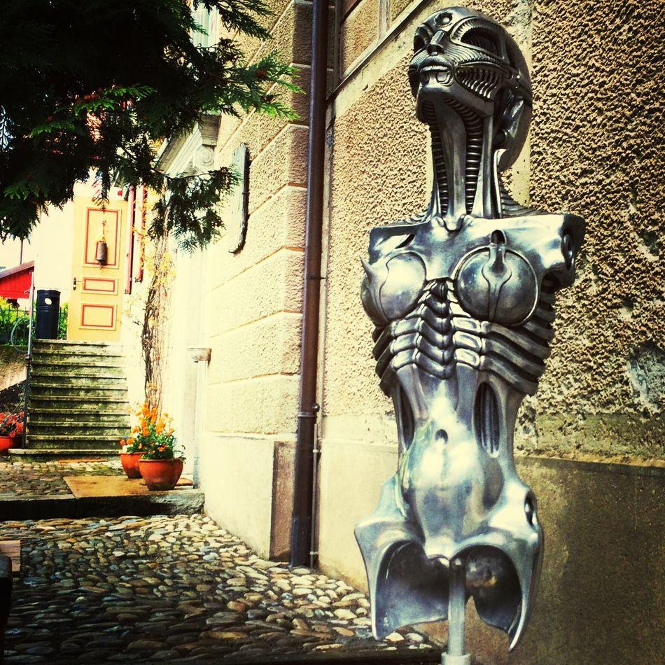 Switzerland Alien Traveling The Explorer - 2014 EyeEm Awards
