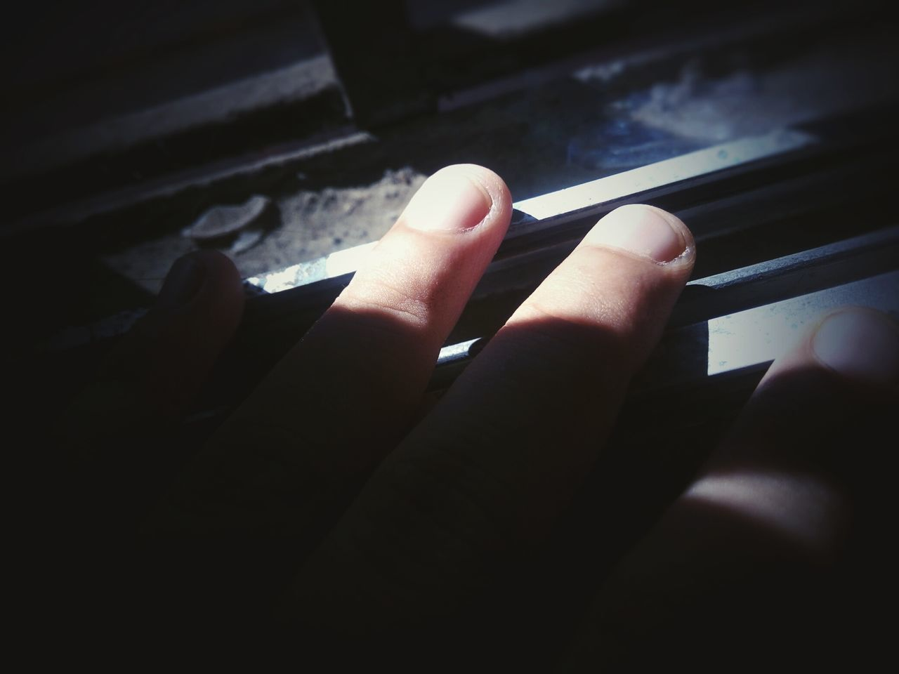 Human Hand Human Body Part Indoors  One Person Adults Only Close-up Fingers Dusk Darkness EyeEm Gallery Aloof Awesome_shots
