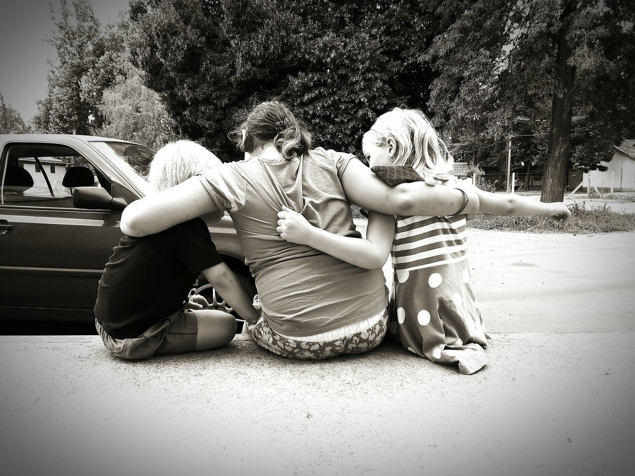 Brother-sisters :) Love Family Secret My Son My Daugters Three Blonde Cute My Life