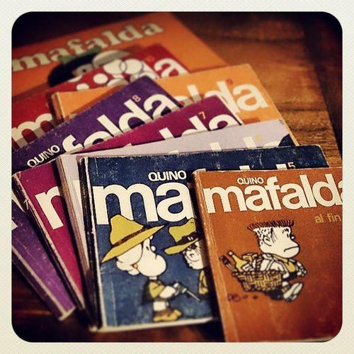 Qué tiempos... Memolamafalda Yquino Lecturavintage