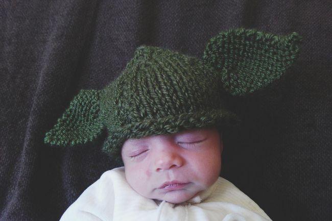Newborn NewBorn Photography NewBornPhotography  Newborn Baby Newbornbaby Newborn Baby Boy Born Baby Boy Babyboy Baby Boy Babylove Its A Boy Yoda Starwars Star Wars Yoda Starwars