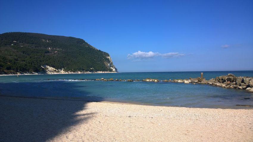 Beach Blue Home Mountain And Sea Rocks Shadow Sunny Winter