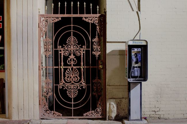 Downtown El Paso Gates Telephone Design