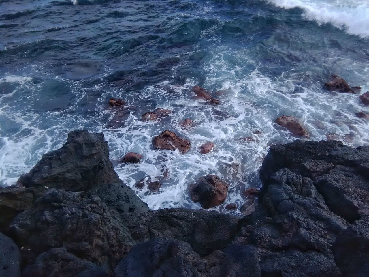 🐚 Water Nature Sea Outdoors Day Wave Beauty In Nature No People Beach High Angle View Close-up Tranquility Taking Photos Beautiful Nature No People Day Beauty