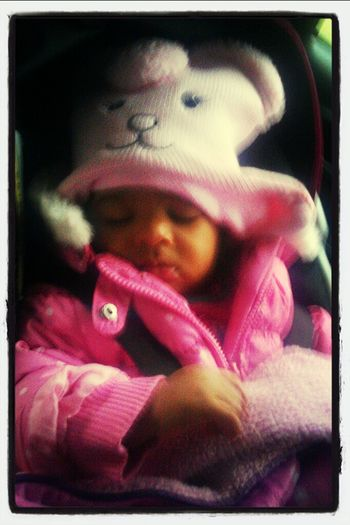 my baby slpy I juz picked ha up